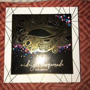 Pur Midnight Masquerade Face Palette NWOT